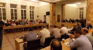 Συνεδρίαση του Δημοτικού Συμβουλίου Αγρινίου για τον Ισολογισμό-Απολογισμό του 2015