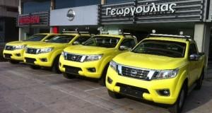 Το Nissan Navara «εργάζεται» στην «Ιόνια Οδό»
