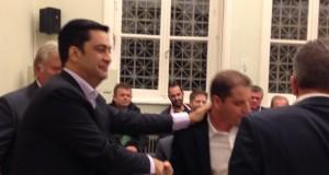 Με άνετη πλειοψηφία, ο Βασίλης Φωτάκης, πρόεδρος του Δ.Σ. Αγρινίου…