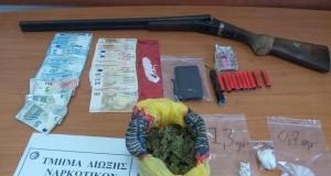 Συνελήφθη 32χρονος ημεδαπός στο Νεοχώρι Μεσολογγίου για κατοχή ναρκωτικών