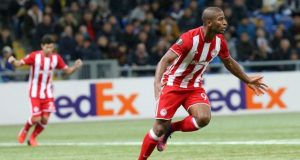 UEFA Europa League: Πήρε το βαθμό, θα μπορούσε και τη…