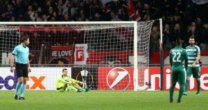 UEFA Europa League: Ξανακρεμάστηκε με… Στυλ!