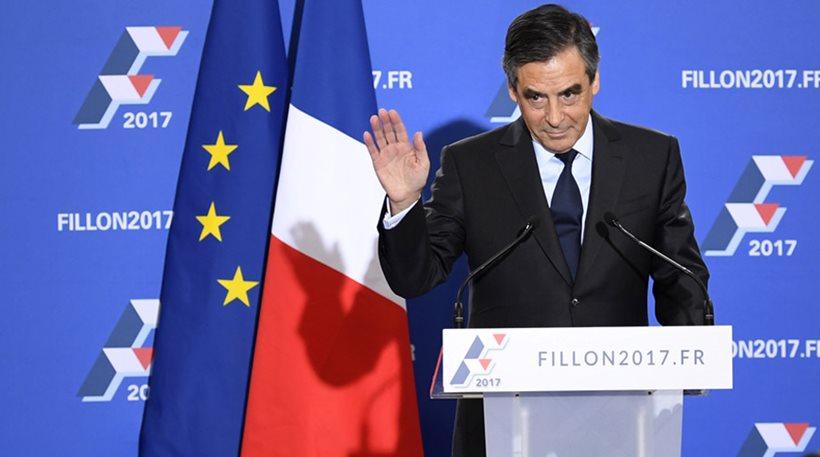 Θριαμβευτής ο Φιγιόν στις προκριματικές της γαλλικής δεξιάς – Έλαβε το χρίσμα για τις προεδρικές εκλογές του 2017
