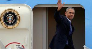 Ο Μπαράκ Ομπάμα στην Αθήνα – Δείτε σε ζωντανή μετάδοση…