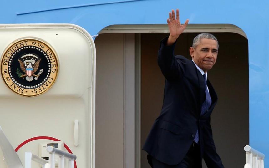 Ο Μπαράκ Ομπάμα στην Αθήνα – Δείτε σε ζωντανή μετάδοση τα όσα συμβαίνουν