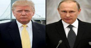 Παγκόσμια ανακούφιση: «Έδωσαν τα χέρια» Ν.Τραμπ και Β.Πούτιν σε συνομιλία…