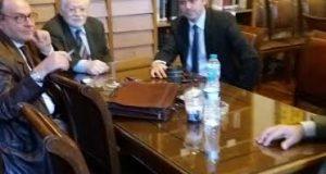 Επίσκεψη του Βουλευτή Αιτωλ/νίας και Αναπληρωτή Τομεάρχη Δικαιοσύνης Κ. Καραγκούνη…