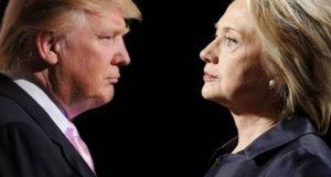 Εκλογές ΗΠΑ: Μάχη «στήθος με στήθος» – Προηγείται σε πέντε…