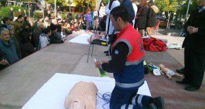 Η Δράση του Δήμου Αγρινίου με ΕΚΑΒ (Φωτογραφίες)