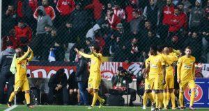UEFA Europa League: «Το κίτρινο, το μπλε» άφησε δεύτερο τον…