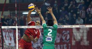 Volley League: Ο Αγκάμεζ «σκότωσε» τον Παναθηναϊκό!