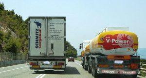 Νέα απαγόρευση κυκλοφορίας οχημάτων άνω των 3,5 τόνων στην Νέα…