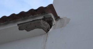 Ζημιές και τρόμος το μεσημέρι στην Μακύνεια από την σεισμική…