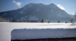 Σφοδρή χιονοθύελλα «χτύπησε» Ζάκυνθο και Κεφαλονιά