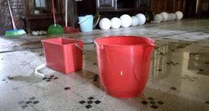 Γιάννενα: Έσπασαν από τον παγετό οι σωλήνες ύδρευσης στο δημαρχείο!…