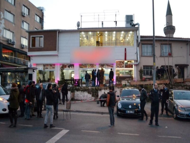 Κωνσταντινούπολη: Ξανά πανικός! Πυροβολισμοί σε εστιατόριο!