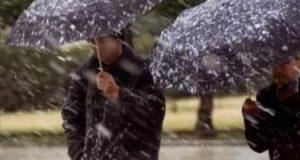 Έκτακτο της Ε.Μ.Υ.: Τετραήμερο με καταιγίδες, χαλάζι και μποφόρ –…