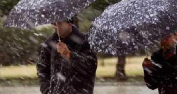 Έκτακτο της Ε.Μ.Υ.: Τετραήμερο με καταιγίδες, χαλάζι και μποφόρ – Πού θα χτυπήσει το κύμα κακοκαιρίας