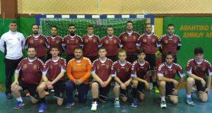 Δεύτερη ήττα στη σεζόν για τον Α.Σ. Προοδευτικής Αγρινίου