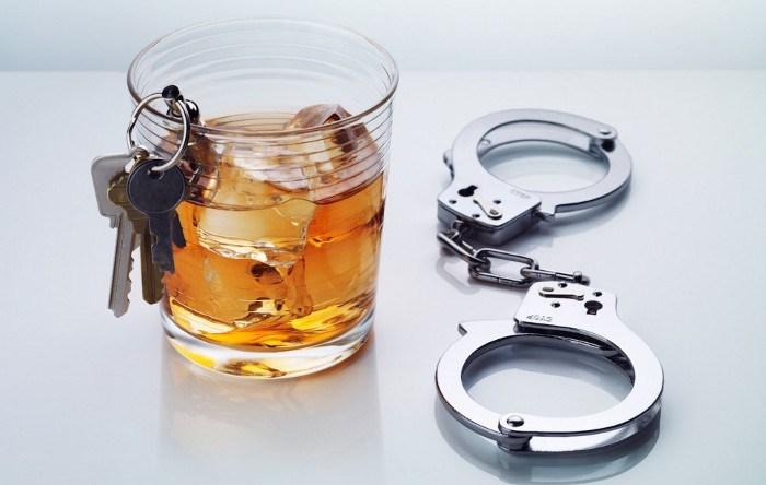 Yπό την επήρεια μέθης συνελήφθη οδηγός στην Αμφιλοχία