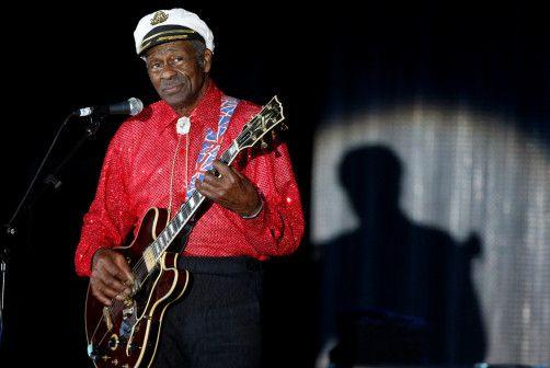 Πέθανε ο «πατέρας» της ροκ εν ρολ, Chuck Berry!