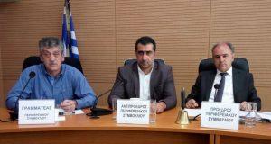 Ο Γιώργος Αγγελόπουλος, νέος πρόεδρος του Περιφερειακού Συμβουλίου Δ.Ε. –…