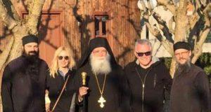 Πέγκυ Ζήνα & Γιώργος Λύρας: Πάσχα στο μοναστήρι όπου παντρεύτηκαν