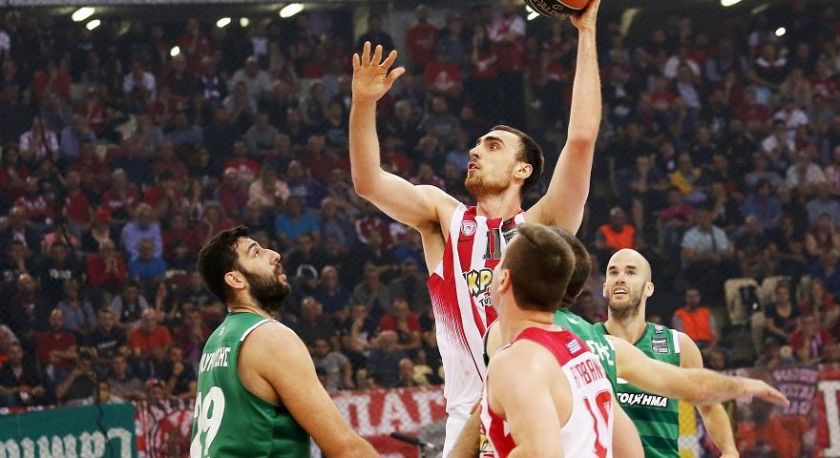 Basket League: Στις λεπτομέρειες… το 1-0 ο Ολυμπιακός!