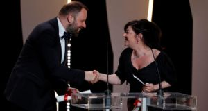 Βραβείο σεναρίου για τον Γιώργο Λάνθιμο στις Κάννες!