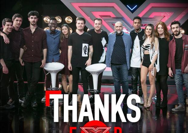X-Factor: Δείτε με ποιους προχωρά στα live η ομάδα του Μπάμπη Στόκα