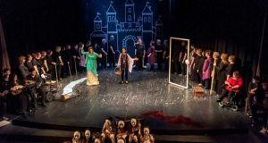 «Το χρυσό δεκανίκι», στο Δημοτικό Θέατρο Αγρινίου