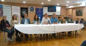 Συνέντευξη τύπου της θεατρικής ομάδας της αστυνομίας Ακαρνανίας