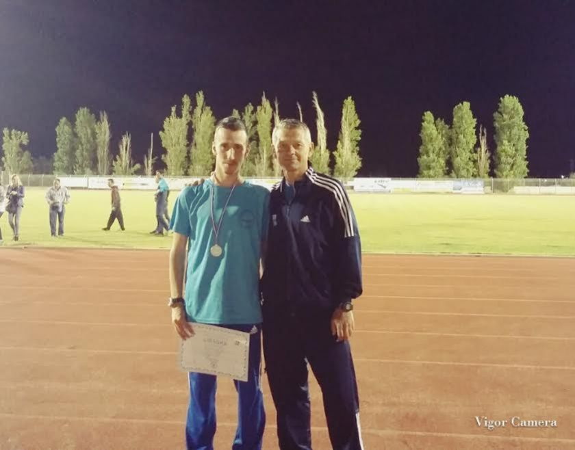 Καταπληκτική εμφάνιση του Κώστα Σταμούλη στο Πανελλήνιο Πρωτάθλημα 10000μ.
