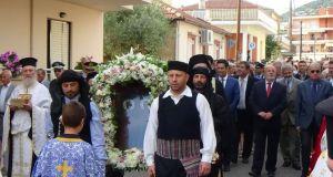 Ολοκληρώθηκαν οι εορταστικές εκδηλώσεις στον Άγιο Κωνσταντίνο Αγρινίου (Φωτογραφίες)