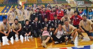 Πρώτο το ΤΕΙ Δυτικής Ελλάδας στο Πανελλήνιο Φοιτητικό Πρωτάθλημα βόλεϊ!