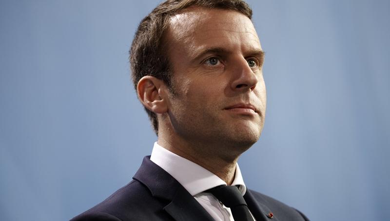 Συντριπτική νίκη του κόμματος του Μακρόν στον α' γύρο των γαλλικών βουλευτικών εκλογών