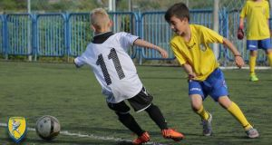 Στο τουρνουά «Karpenisi Boca Cup 2017», οι μικροί του Παναιτωλικού