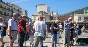 Αμφιλοχία: Η careta careta στο επίκεντρο των τουριστών (Φωτογραφίες)