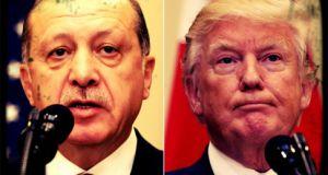 Τραμπ: «Δε μπορώ να πουλήσω F-35 στον Ερντογάν παρόλο που…