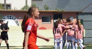 Οι γυναίκες του «Μεσολόγγι 2008» νίκησαν σε διεθνή φιλικό αγώνα!
