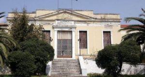 Μεσολόγγι: Η ΕΟΕΔ ευχαριστεί για την παραχώρηση κτιρίου στο παλιό…
