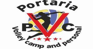 Και κορίτσια του Ιωνικού Volleyball στο Portaria Volley Camp