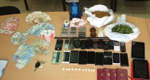 Εξαρθρώθηκε εγκληματική οργάνωση που διακινούσε ναρκωτικά στην Ηλεία