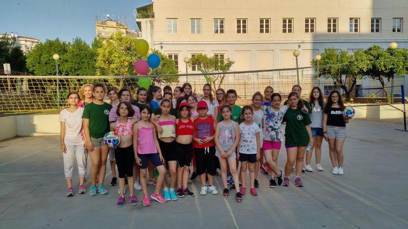 Γυμναστική Εταιρεία Αγρινίου: Με επιτυχία το 1ο καλοκαιρινό τουρνουά βόλεϊ