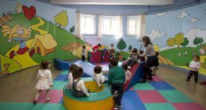 Αναρτήθηκαν οι πίνακες για τους βρεφονηπιακούς παιδικούς σταθμούς