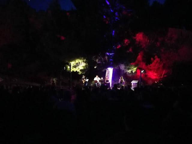 Βόνιτσα: Με μεγάλη επιτυχία η συναυλία στο Κάστρο με τον Λουδοβίκο των Ανωγείων (Φωτογραφίες)