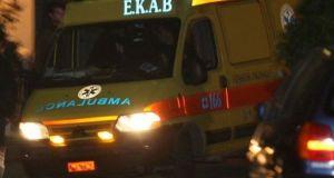 Κάτω Αχαΐα: Υποχώρησε γεφύρι και πλάκωσε 6 παιδιά! (Φωτό)