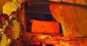 Λαμπάδιασε φορτηγό στο τούνελ της περιμετρικής – Η πυροσβεστική απέτρεψε…