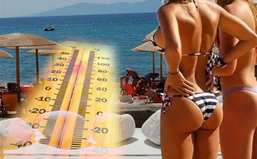 Σε τροχιά καύσωνα η Ελλάδα και μεγάλο μέρος της Ευρώπης