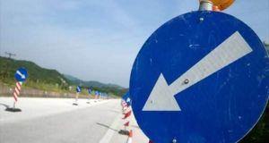 Κυκλοφοριακές ρυθμίσεις στην Κορίνθου – Πατρών στον κόμβο της Ακράτας